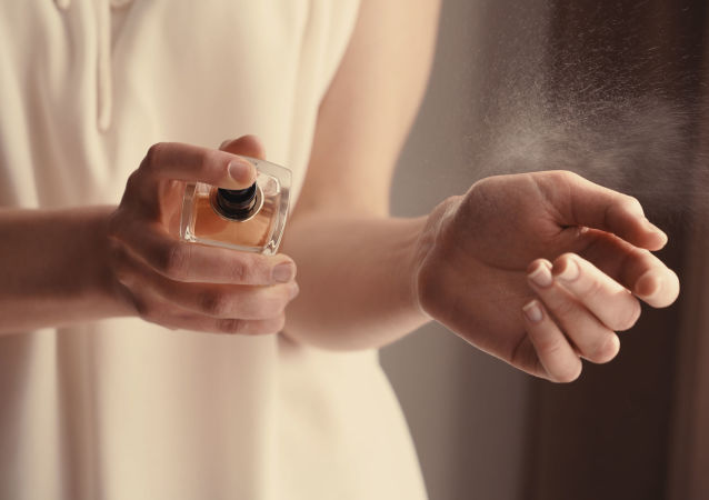 普京鼓励下创建的香水品牌在莫斯科上架