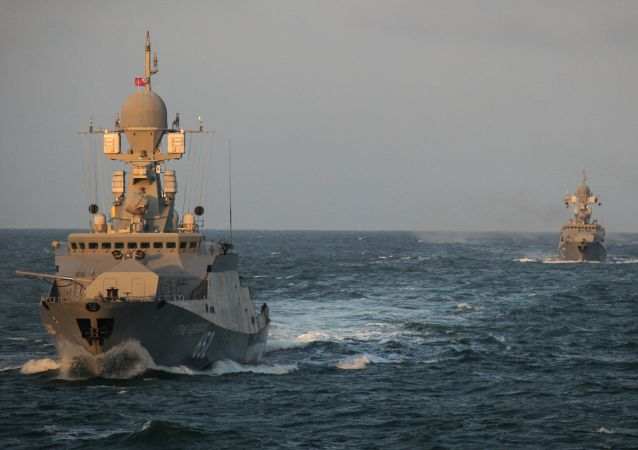 俄里海舰队