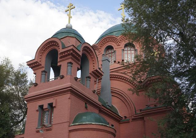 哈爾濱波克羅夫教堂