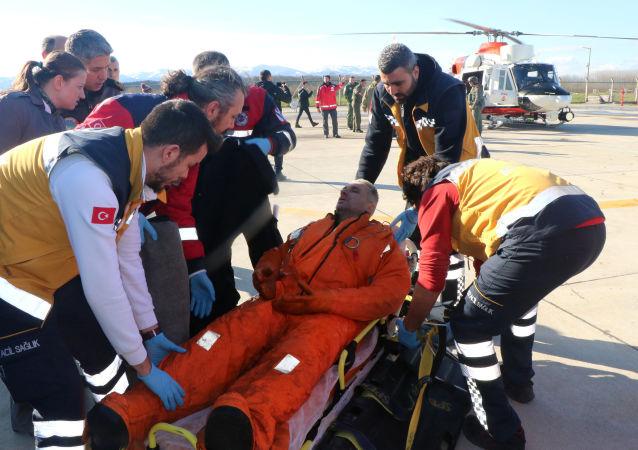 土耳其沿岸沉没货轮13名船员中没有俄罗斯公民