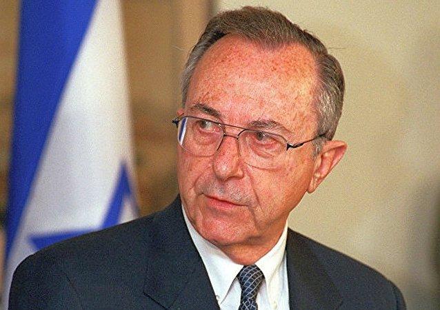以色列前国防部长摩西∙阿伦斯