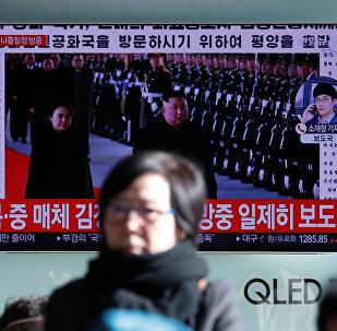 朝媒:朝鮮第一夫人李雪主隨同金正恩訪華