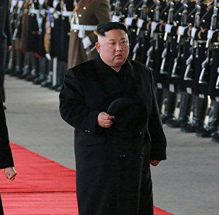 朝鮮領導人金正恩訪華
