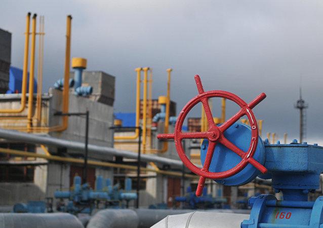 烏克蘭地下儲氣庫天然氣儲量降至43%