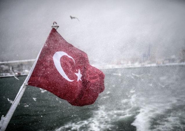視頻展示土耳其導彈攻擊船隻