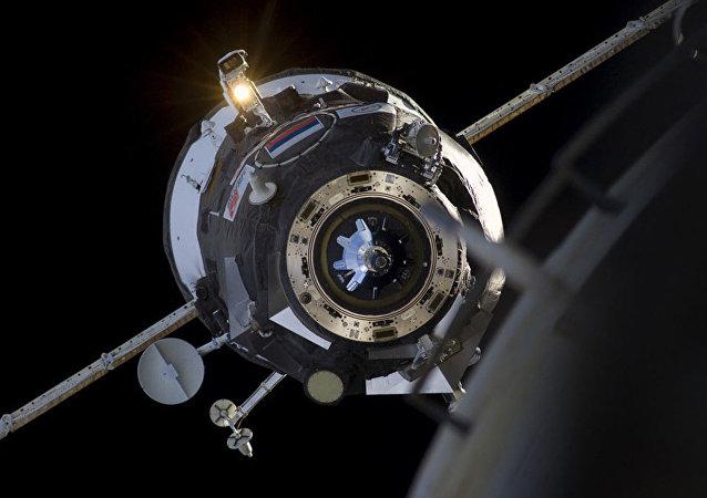 俄罗斯为前往国际空间站的飞船建立了新的对接系统