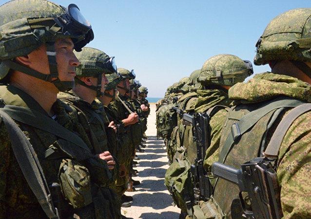 俄副外长:俄罗斯完全排除派军前往阿富汗的可能性