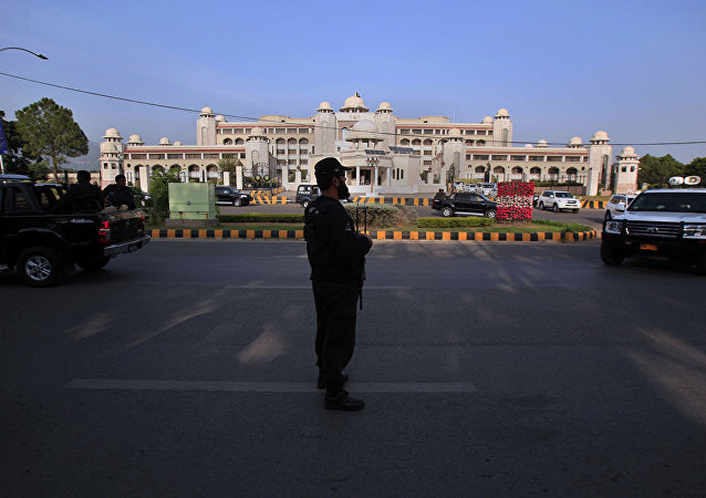塔利班运动创始人的儿子在巴基斯坦被打死