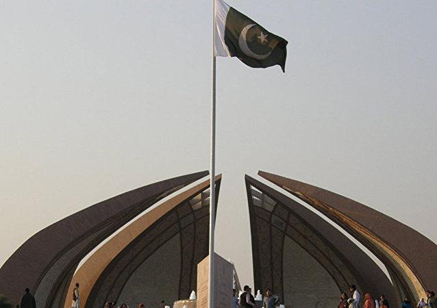 巴基斯坦國旗