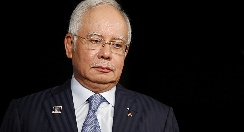 馬來西亞前總理納吉布