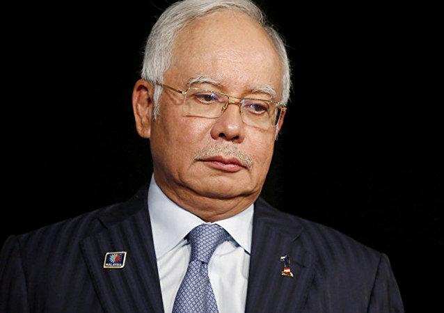 马来西亚前总理纳吉布