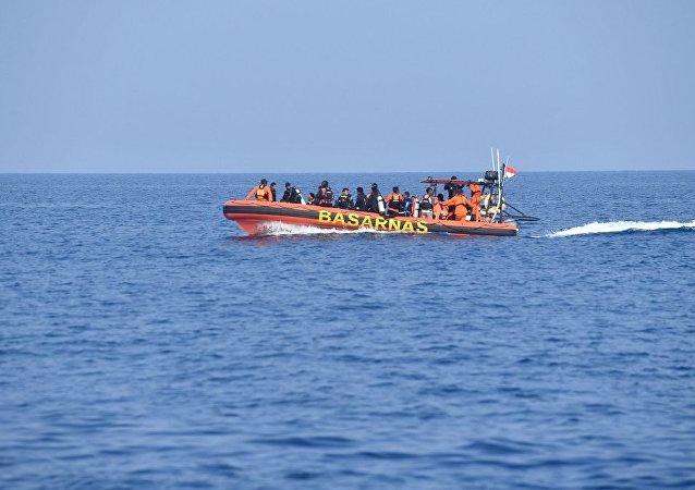 3名中国游客在印尼潜水失踪