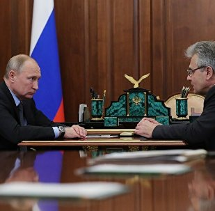 俄科學院院長:正在討論在華設立俄國家科學院代表處的可能性