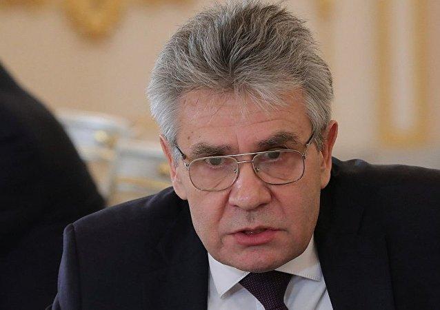 俄罗斯科学院院长谢尔盖耶夫