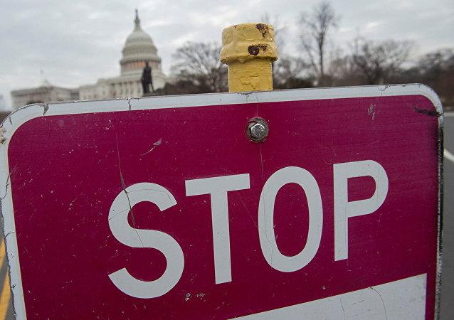 華盛頓預算危機
