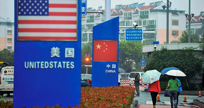 """外媒:中美贸易谈判促人民币""""坚挺"""""""