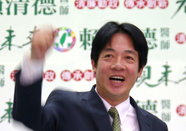 媒體:台灣「行政院長」稱將率內閣總辭