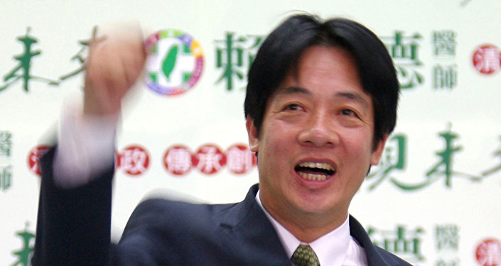 """媒体:台湾""""行政院长""""称将率内阁总辞"""