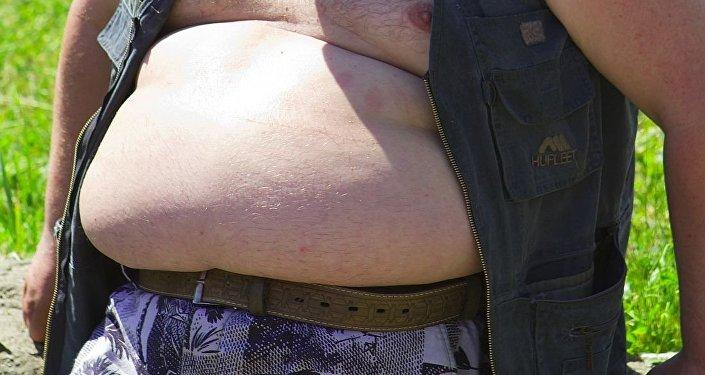 科學家發現肥胖會使大腦變小