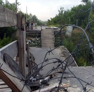 乌安全局反间谍部门在顿巴斯两个共和国组织破坏和恐怖活动