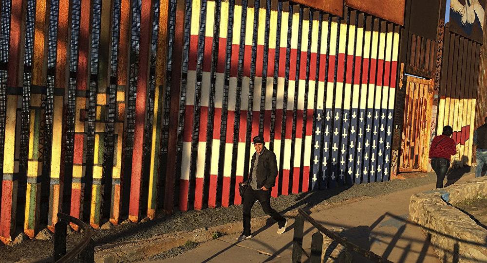 美墨邊境牆