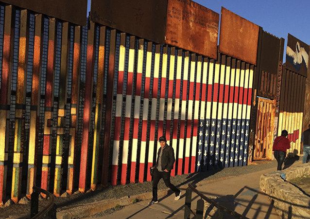 墨西哥邊境地區