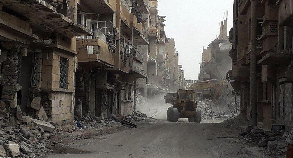 俄维权人士介绍俄公民死于联军对叙空袭详情