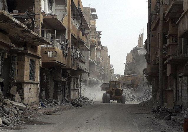 俄維權人士介紹俄公民死於聯軍對敘空襲詳情