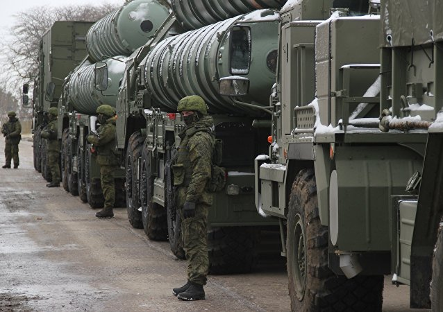 又一批S-400系統組件交付土耳其