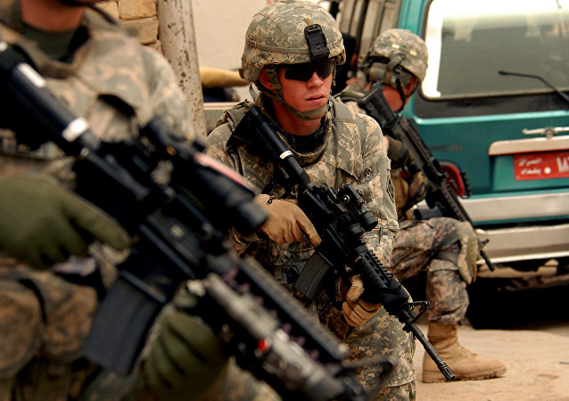 """伊拉克军情部门拘捕""""伊斯兰国""""武器供应商"""
