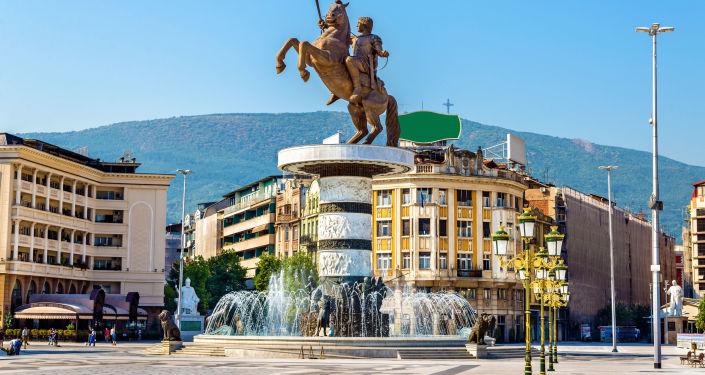 斯科普里,北马其顿