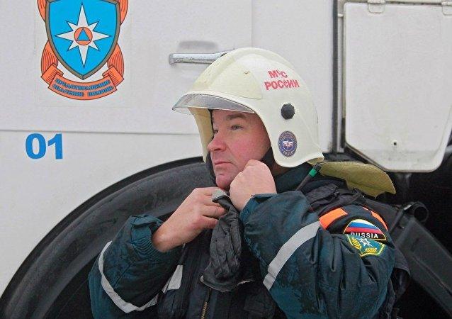 俄緊急情況部:西伯利亞鐵路一輛貨運列車29節車廂脫軌