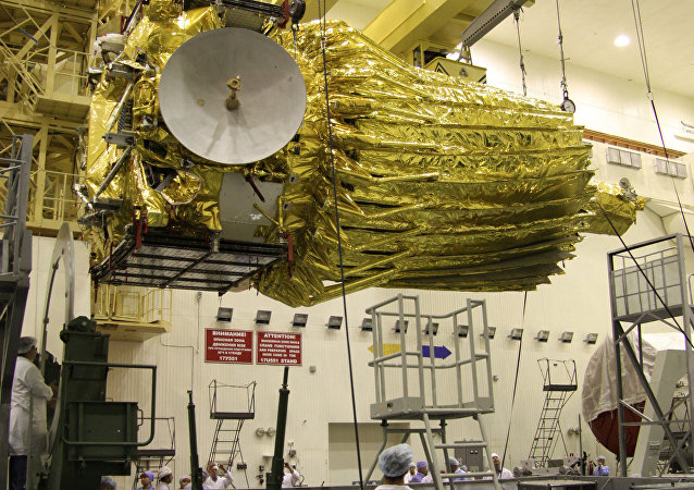 太空望遠鏡 Spectr-R