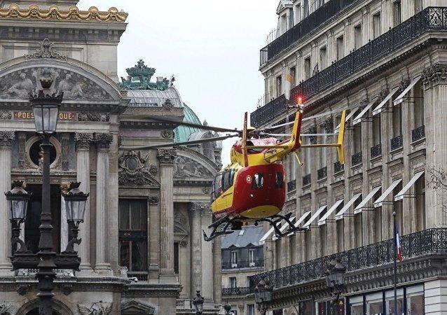 巴黎爆炸致2人死亡