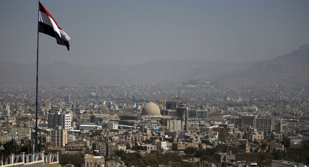 也門首都薩那