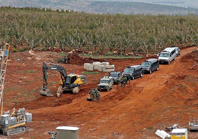 以军在以色列与黎巴嫩边境发现第六条地道