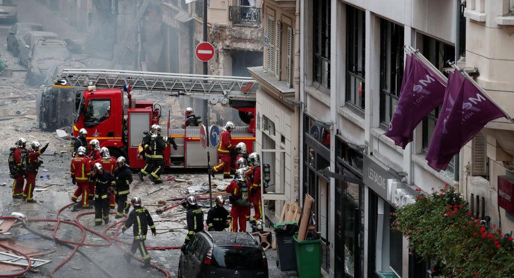 巴黎麵包店燃氣爆炸的死亡人數上升至四人