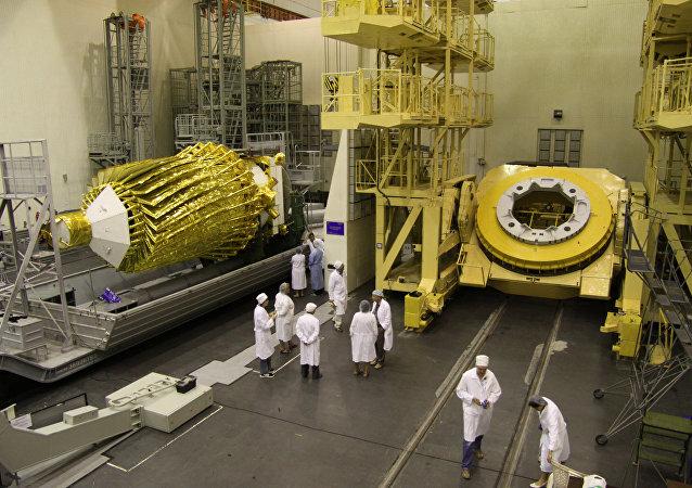 消息人士:新Spectr-RG太空望远镜发射推迟