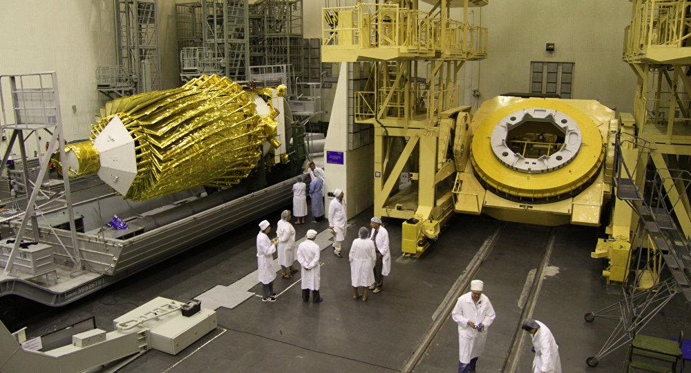 消息人士:新Spectr-RG太空望遠鏡發射推遲
