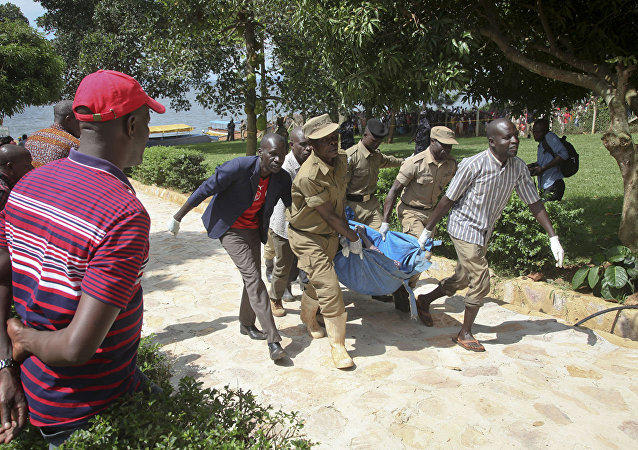 乌干达警察(资料图片)