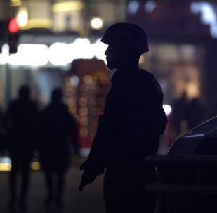 中国民警再赴克罗地亚开展警务联合巡逻