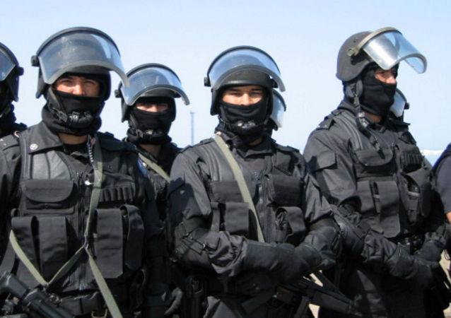 哈萨克斯坦国家安全委员会