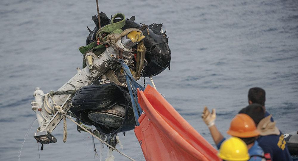 印尼再發現獅航失事客機一黑匣子