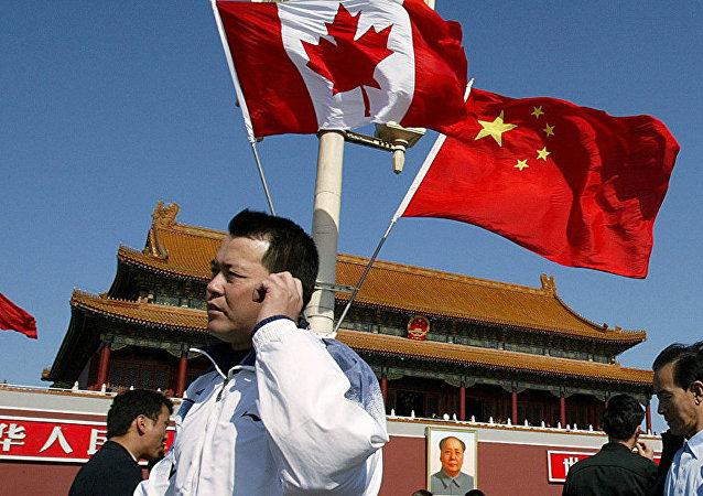 中国外交部:中加关系遭遇严重困难责任完全在加方