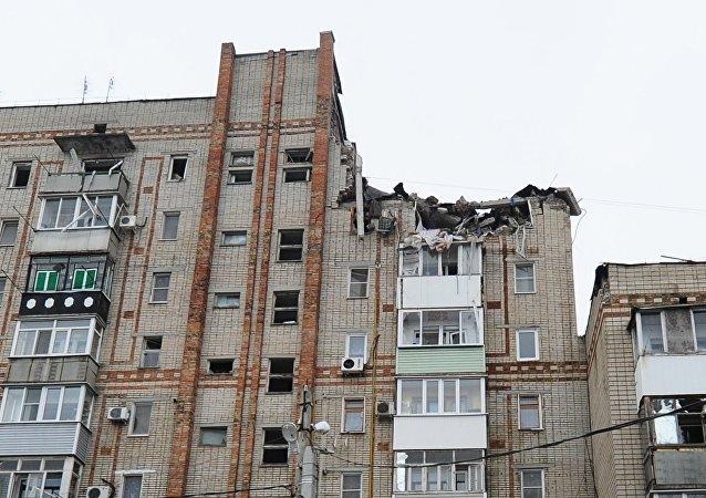 俄緊急情況部:沙赫特燃氣爆炸死亡人數升至2人