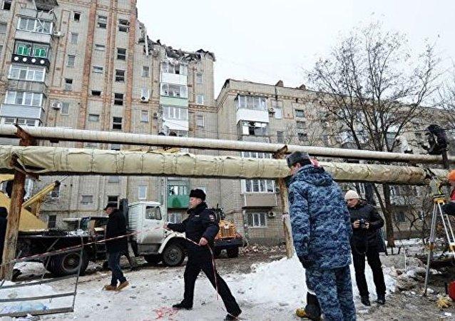 普京責成向沙赫特市爆炸事件的受害者提供全方面援助