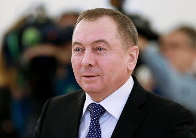 白俄外长:白俄与美国正讨论互增外交驻员