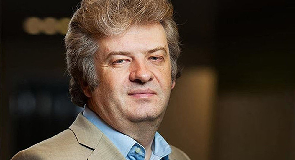 莫斯科國立大學教授米哈伊爾·戈羅傑茨基