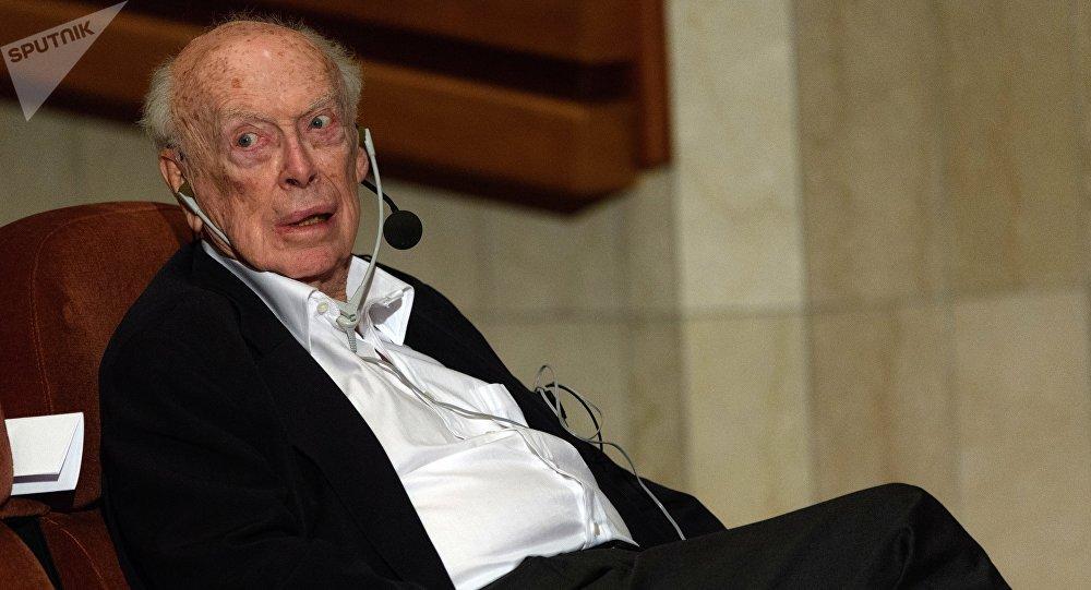 诺贝尔奖得主詹姆斯·沃森