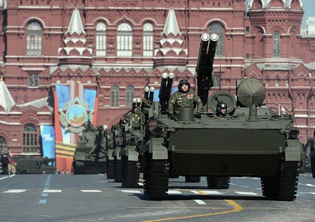 """""""菊花-S""""超远程反坦克导弹系统"""